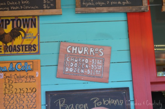 Churros tnt taqueria wallingford