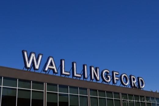 Wallingford qfc sign